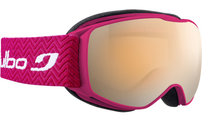 Masque de ski Julbo ECHO 18 FUSHIA TWEED