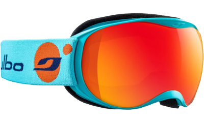 Masque de ski Julbo ATMO 12 BLEU CYAN / ORANGE