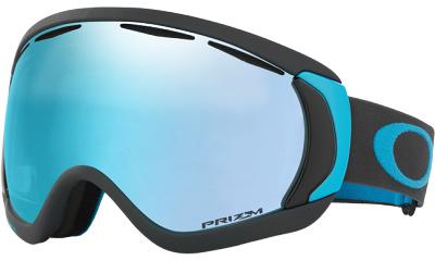 Masque de ski Oakley 7047 704757 IRON SAPPHIRE