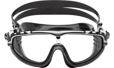 Masque de natation CRESSI MASQUE DE PISCINE SKYLIGHT NOIR/BLANC