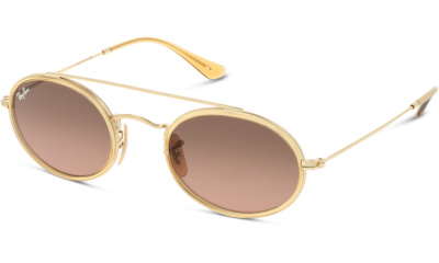 Solaire Ray Ban 3847N 912443 GOLD