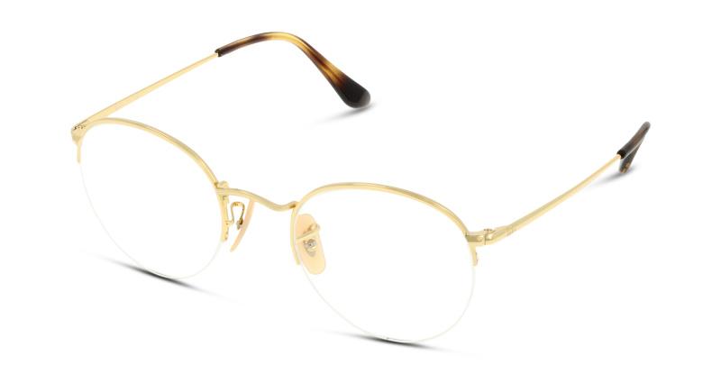 Lunettes de vue Ray Ban 3947V 2500 GOLD