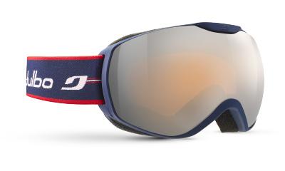 Masque de ski Julbo ISON J745 12 BLEU SOMBRE / BLANC / ROUGE