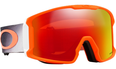 Masque de ski Oakley 7070 707037 MYSTIC FLOW NEON ORG