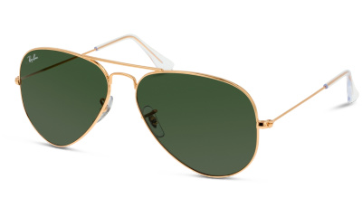 ray ban aviator noire femme