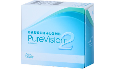 Lentilles de contact Purevision Purevision 2 Hd