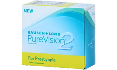 Lentilles de contact Purevision Purevision 2 Pour Presbytes