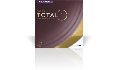 Lentilles de contact Dailies Dailies Total One multifocal