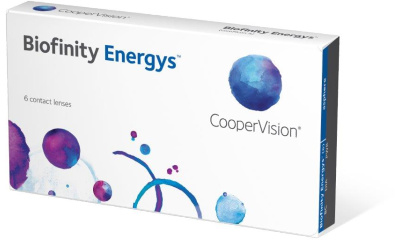 Lentilles de contact  Biofinity Energys