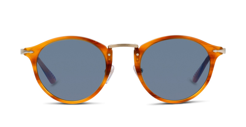 Brown Striped GrandopticalSolaire 3166s 960 Persol JlFKcT1