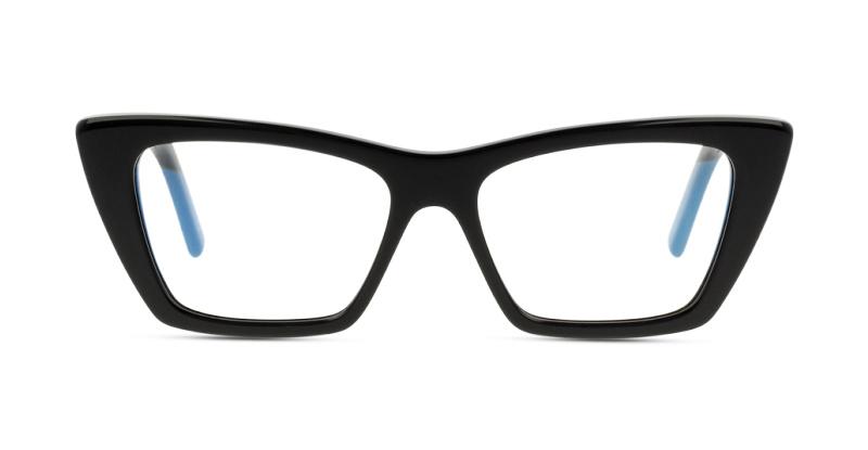 001 GrandopticalOptique Sl291 Black Yves Saint Laurent Transparent IH29WEYD