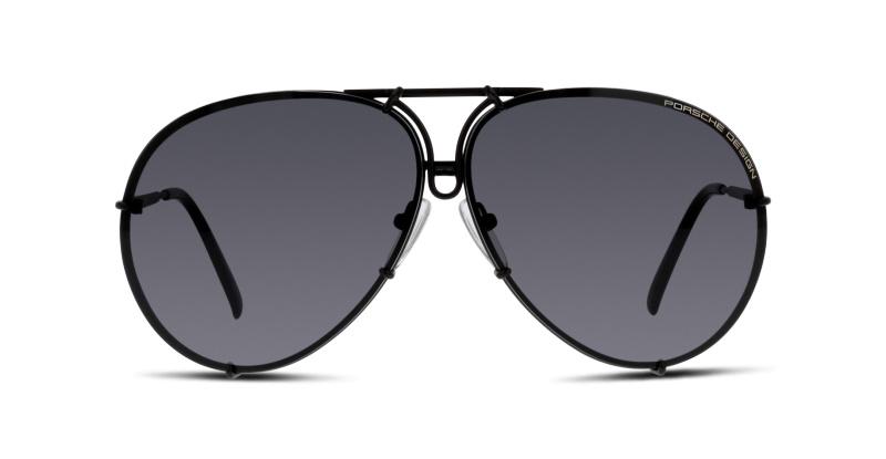 Lunettes de soleil Porsche Design P8478 D BLACK MAT