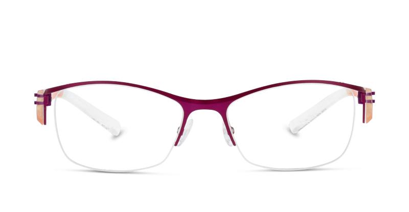 Optique Dilem 1SB 14 FUSCHIA MAT  ORANGE   GrandOptical 11fc4a54f41a