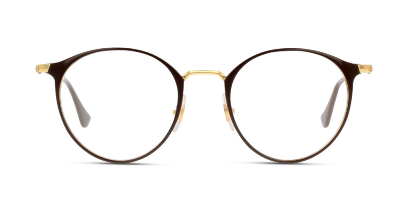 sale best online best online GrandOptical | Optique Ray-Ban - 6378 2905 GOLD/SHINY BROWN