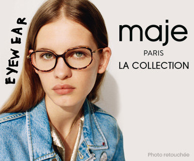 Maje pour Grand Optical