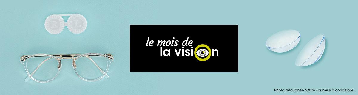 Le mois de la vision chez GrandOptical