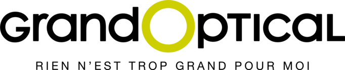 Logo Grand Optical